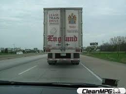 Drafting Behind Trucks Does It Work Treehugger