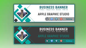 Business Banner Design How To Design A Web Banner For Business Photoshop Tutorial Youtube