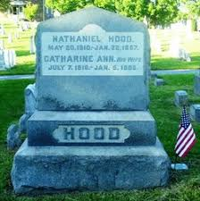 Nathaniel Hood (1810-1857) - Find A Grave Memorial