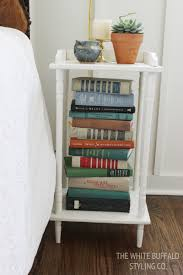 Very Narrow Nightstand Creative Furniture And Small Styling ...
