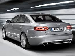 matte black audi a6. audi a6 sedan 30t rear view matte black