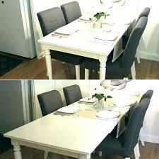 ikea bjursta extendable dining room table extendable dining room table 9 best house images on white