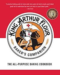 King Arthur Flour Ingredient Chart The King Arthur Flour Bakers Companion The All Purpose Baking Cookbook