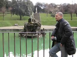 Palazzo pitti visto dal giardino di boboli firenze mapio.net