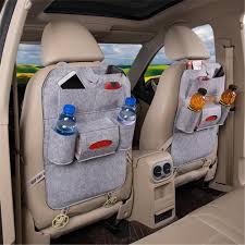 Car Back Seat Light Amazon Com 2 Pack Soft Felt Car Backseat Organizer