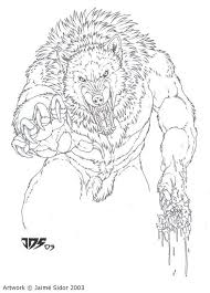 Werebitch By Emryswolf On Deviantart Beast Jaime Sidor