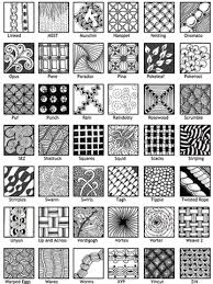 Zentangle Patterns For Beginners Delectable Zentangle Patterns For Beginners Için Resim Sonucu çizgi