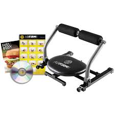 Golds Gym Abfirm Pro Core Trainer With Adjustable Seat