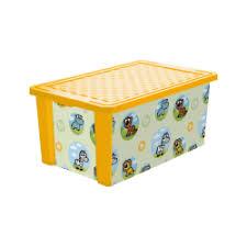Отзывы о <b>Ящик для</b> игрушек Пластик репаблик <b>Little angel</b>