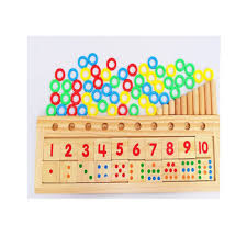 Wooden Math Games Fun Free Math Games For Kids Montessori Material Wooden Math Toys 39