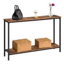 console table 47 2 narrow sofa table