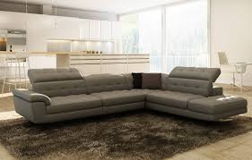 modern leather sectionals.  Modern Genuine And Italian Leather Corner Sectional Sofas Contemporary  And Modern Leather Sectionals S