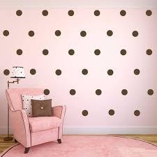 polka dot decals polka dot wall decor