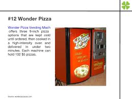 Secret Code For Vending Machines Stunning 48 Interesting Things Vending Machines June 4810