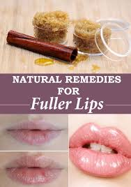 5 natural remes for fuller lips