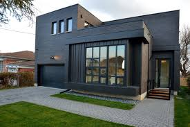 Small Picture contemporary home design with large mirror glass windows glass