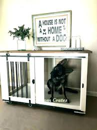 Fancy dog crates furniture Custom Metal Dog Fancy Dog Crates Crate Table Top Furniture Kennel Co Decorating Sugar Cage Topper Dog Crate Deslag Double Dog Cage Table Crate Plans Awesome Home Designs Deslag