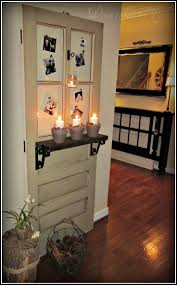Old Doors I Love This Idea Items Similar To Antique Door Decoration On