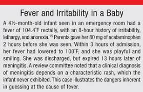 Fever In Children What To Tell Parents