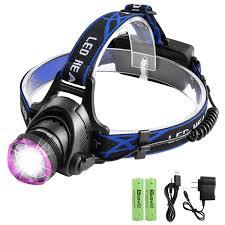 Brightest Dive Light 2015 Led Rechargeable Headlamp Genwiss Brightest Head Lamp 5000 Lumen Headlamp Flashlight Running Headlight 3 Modes Waterproof Torch Head With