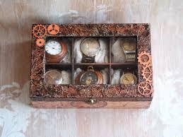 25 best ideas about watch storage box watch men gift box watch storage box men watch box by twocatsandanowl