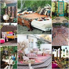 Small Picture Design Your Garden in Bohemian Style
