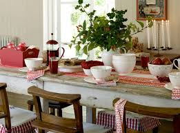 Country Dining Room Table Decorations Style Centerpieces Chrming Country Style Table Centerpieces