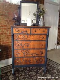 painting designs on furniture. Antique Dresser Hand Painted In Miss Mustard Seed\u0027s Milk Paint Artissimo By Bliss And Blossom Designs Painting On Furniture S