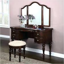 bed bath and beyond vanity table makeup impressive the lighted julia set