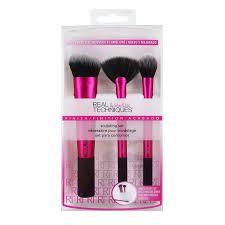real techniques makeup brush set. real techniques sculpting set | contour brush makeup u