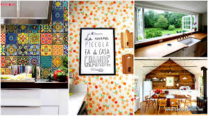 For Kitchen Walls 24 Decoration Ideas That Will Transform Your Kitchen Walls