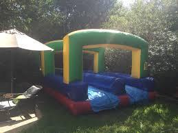 Water Slide Party Rentals Bounce House Moonwalk Rentals