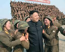 "Sony Greenlights ""Glorious Sun of Mankind Kim Jong-un Adventure!"""