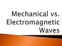 transverse and longitudinal waves venn diagram mechanical vs electromagnetic waves