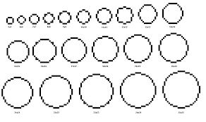 Minecraft Circle Making Tool How To Make Circles Spheres