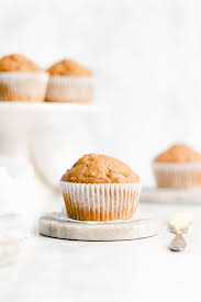 Healthy Spiced Carrot Zucchini Muffins Amys Healthy Baking
