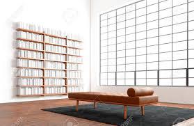 natural color furniture. Modern Open Space Interior Studio Huge Panoramic Window,natural Color Floor.Generic Design Furniture Natural I