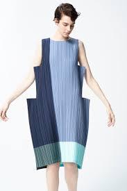 Geometric Fashion Designers Issey Miyake Pre Fall 2018 Fashion Show Collection Autumn