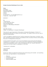 bookkeeper cover letters bookkeeper cover letter bookkeeping cover letter full accounts