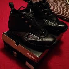 reebok basketball shoes allen iverson. reebok shoes - allen iverson ai the answer iv black 8.5 basketball