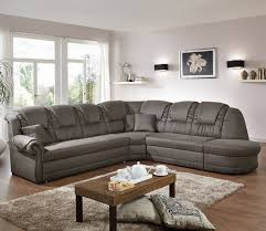 corner living room furniture. Gray Corner Sofa - In Living Room Furniture