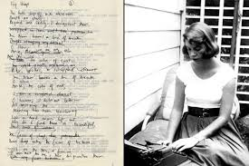 short summary of the poem lady lazarus by sylvia plath co sylvia plath s darkest sea what an unveiled draft poem reveals