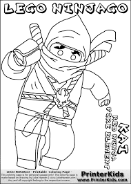 Small Picture Ninjago Printable Coloring Pages Lego Coloring Pages With