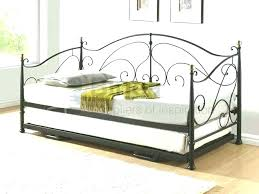white metal bed frame king – bristoltogether.info