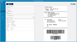 Zebradesigner Professional 3 Barcode Label Software Zebra