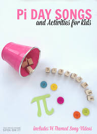 Embrace your inner nerd with these pi day celebration ideas. Pi Day Songs And Activities For Kids