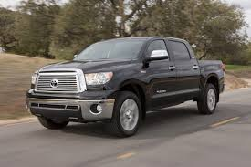 2010 Toyota Tundra 4X4 Crewmax: New Competition For Ford And GM