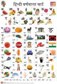 Hindi Varnamala Chart Paperback Buy Online At Best Price