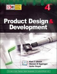 Product Design Development Ulrich Product Design Development International Student Edition