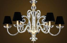 clever design decorative chandelier no light contemporary chain cover